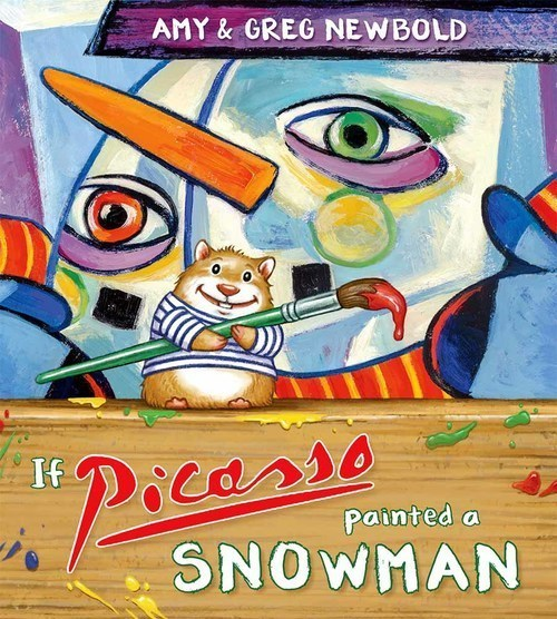 Greg Newbold - Recent Picture Books