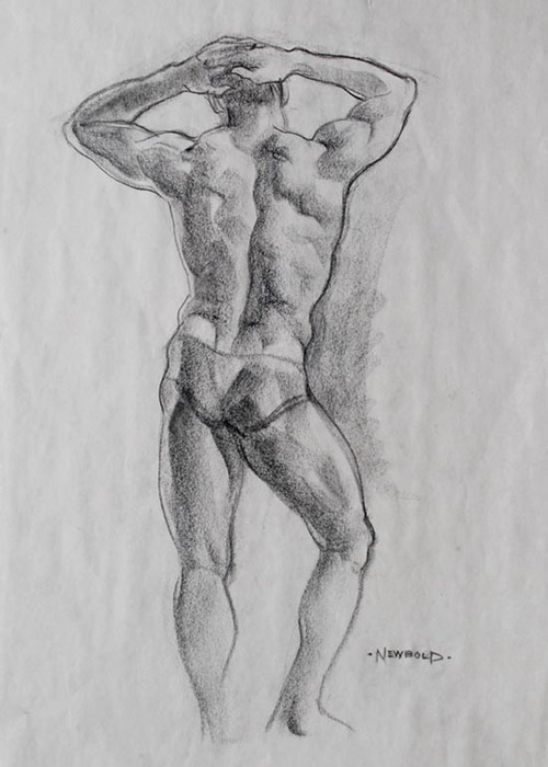 Greg Newbold - Life Drawings/Paintings