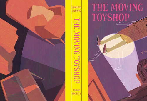 A.Richard Allen - The Folio Society: The Moving Toyshop